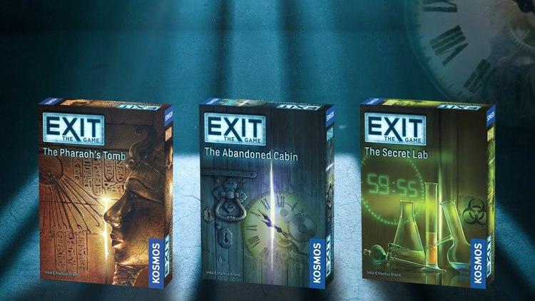 Full exit game