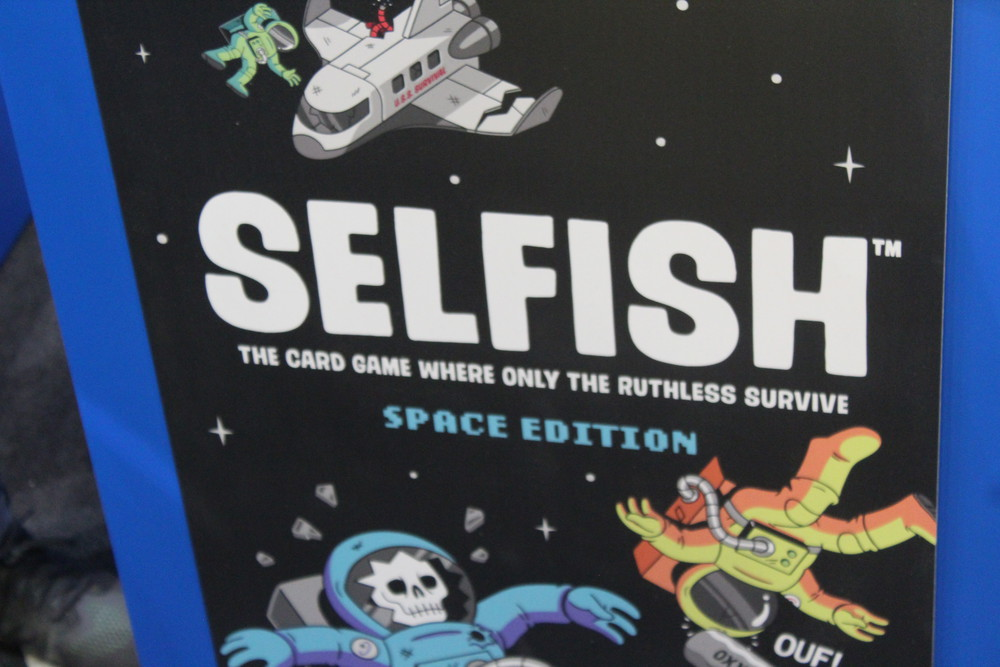 Selfish - The card game where only the ruthless survive
